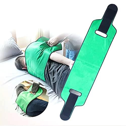 Paciente Discapacitado Cinturón de Transferencia para Ancianos Cinturón Giratorio Multifuncional Levantamiento de Hemiplejía Transferencia Cuidado de la Cama de Seguridad de Enfermería