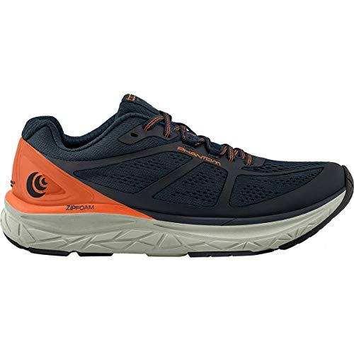 Topo Athletic Men's Ultrafly Running Shoe Black/Yellow 11