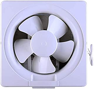 ventilador para el hogar la oficina Berkalash Ventilador de pared de 55 W con 3 velocidades ajustables con mando a distancia la industria