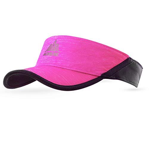 TRIWONDER Visera Ajustable Protección UV Gorro de Deporte Unisex para Tenis Golf...