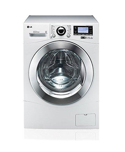 LG FH495BDN2 Autonome Charge avant 12 kg 1400 tr/min A+++-50% Blanc – Lave linge (indépendant, Charge avant, Blanc, boutons, Rotatif, Gauche, LED)