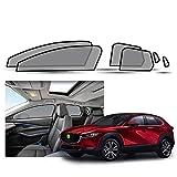RUIYA - Parasole per CX-30, con protezione UV, per auto, parasole per auto, parasole per auto, protezione dai raggi UV, protezione solare per l'estate (parabrezza laterale)