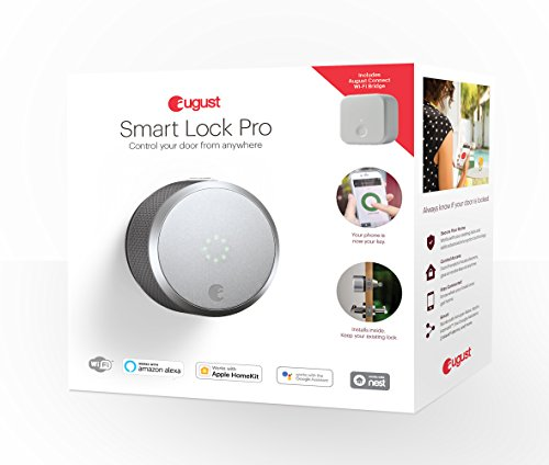 How to secure your home with the August Smart Lock Pro + Connect 3