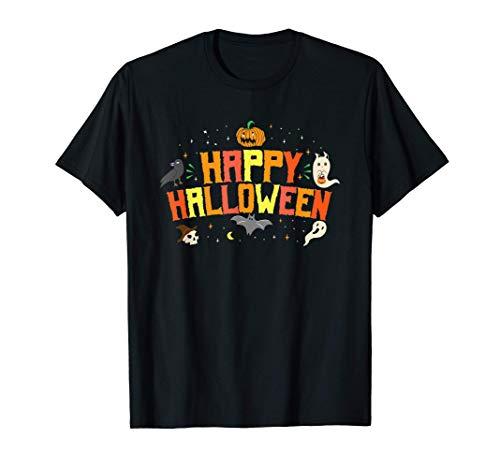 Disfraz de Halloween niños niñas niños halloween Camiseta