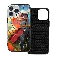 FGO Fate/Grand Order エミヤ iPhone12 用 ケース iPhone12 Pro 用 ケース 6.1インチ iPhone 12 mini 5.4インチ iPhone 12 Pro Max ケース 6.7インチ 対応 衝撃吸収 レンズ保護 強化ガラス背面 四隅滑り止め 9H背面 TPUバンパー ワイヤレス充電