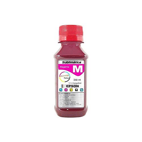 Tinta para Sublimação Epson Compatível Magenta Marpax 250ml
