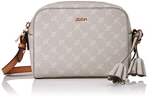Joop! Cortina Cloe Shoulderbag ShzMujerShoppers y bolsos de hombroGris (Lightgrey) 6x15x21 Centimeters (B x H x T)