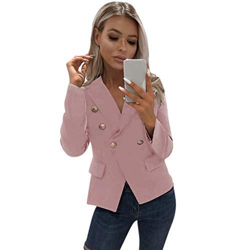 Womens Open Front Werk Kantoor Vest Suit Formele Klassieke Blazer Zakelijke Jas Past Casual Luxe Vintage Retro Smart Elegante Diner Past Jas Waistcoat Trench