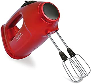 Tefal HT400530 Mastermix 4 Kademeli 425 Watt El Mikseri ve Karıştırıcı [Kırmızı] - 1500637078