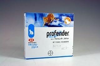 プロフェンダースポット 0.7mL (2.5kg以上 5kg未満) 2ピペット 【動物用医薬品】