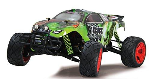 Jamara 053372 Auto Veloce Monstertruck 1:10 BL 4WD Lipo 2,4G LED