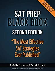 cheap Black Book SAT Prep: The most effective SAT strategy ever announced