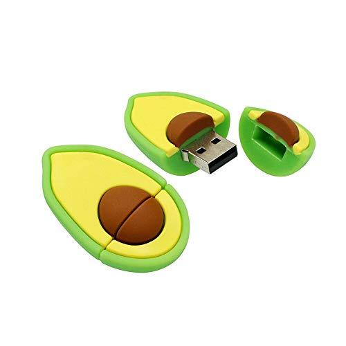 32GB Forma Aguacate PenDrive Unidad Flash USB Memory