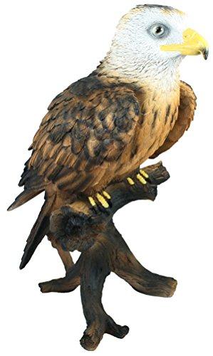 American Eagle Oiseau de proie Mur Autocollant Art Autocollant Mural Animaux pochoir