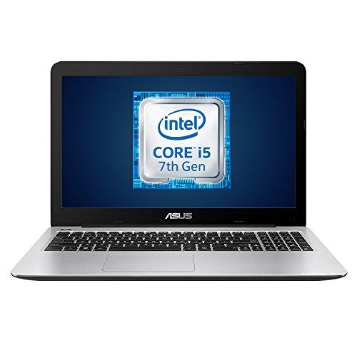 """ASUS VivoBook A556UA-XO1066T Notebook, Display LCD da 15.6"""" HD, Intel Core i5-7200U, RAM 4 GB, HDD da 500 GB"""