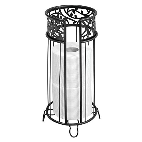 Top 10 best selling list for wrought iron toilet paper holder stand