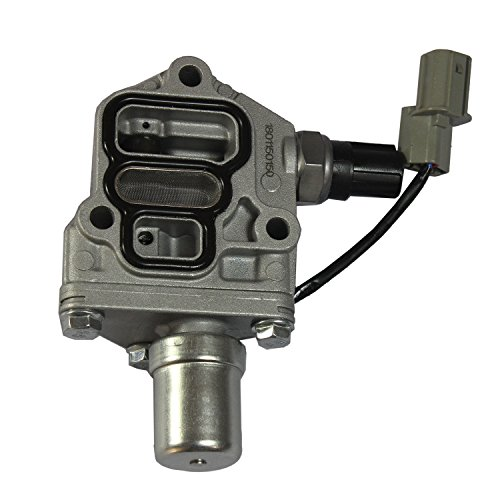 JDMSPEED New VTEC Solenoid Spool Valve 15810-PLR-A01 Replacement For Honda Civic 2001-2005