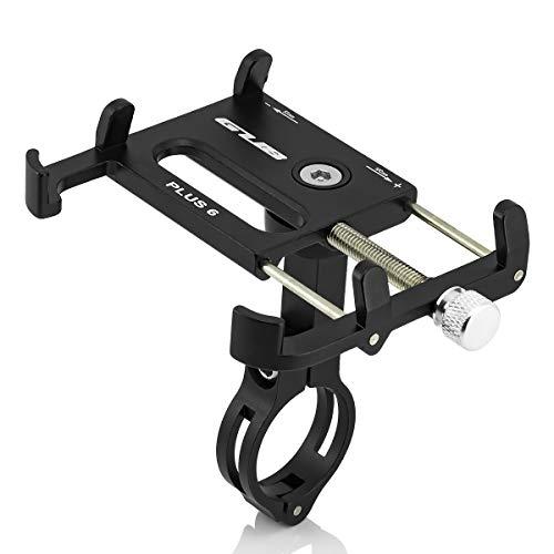 GUB Plus 6 Universal Bike Fahrrad Halterung für Handy, Smartphone, Navi usw.