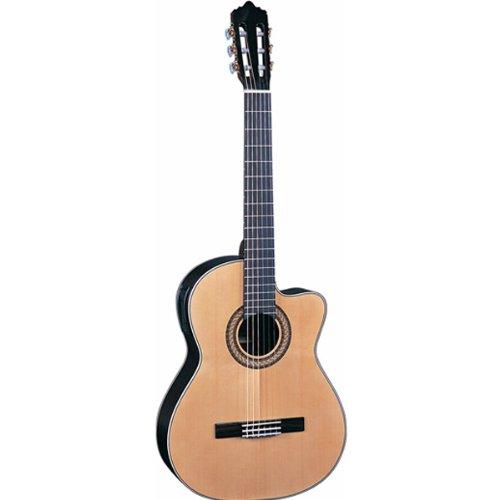 Santos Martinez SM150CEA Preludio Elektro-Klassik Gitarre Cutaway