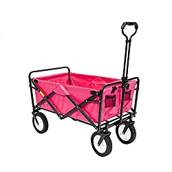 music festival essentials: collapsible folding wagon