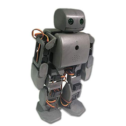 KKmoon ViVi Humanoid Robot Plen2 voor Compatible with Arduino 3D Printer 18 DOF Intelligente Robot Speelgoed Model Humanoid Speelgoed Science Kits voor kinderen Educatief Robot Kit