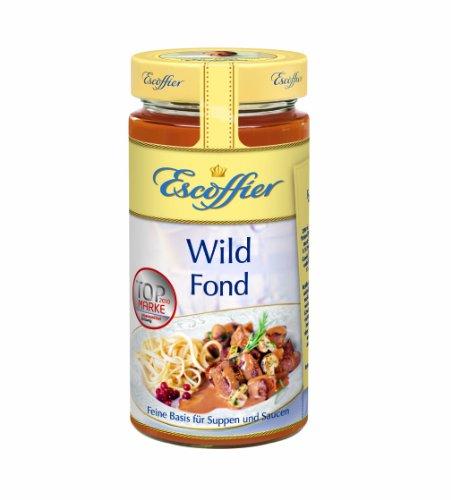 Escoffier Wild-Fond, 3er Pack (3 x 400 ml)