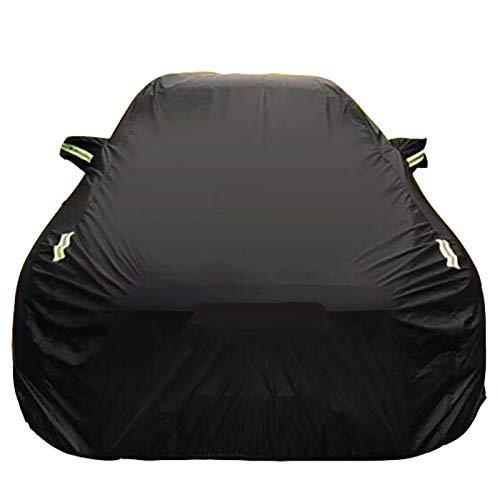 QCYP Cubierta de Coche Adecuado para Audi Q3 sombrilla a Prueba de Lluvia Cubierta Exterior Coche Artículos de Verano e Invierno para automóviles
