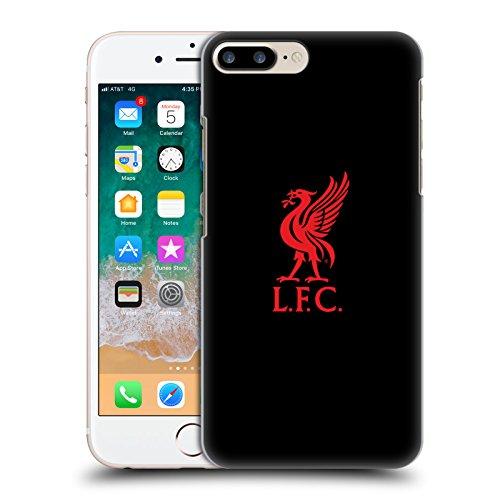 Head Case Designs Offizielle Liverpool Football Club Logo Rot Und Schwarz Liver Bird Harte Rueckseiten Handyhülle Hülle Huelle kompatibel mit Apple iPhone 7 Plus/iPhone 8 Plus