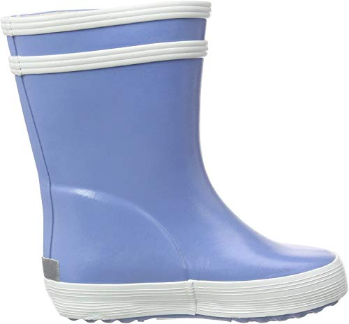 Aigle Unisex-Kinder Baby Flac Gummistiefel, Blau (Bleu Ciel), 23 EU