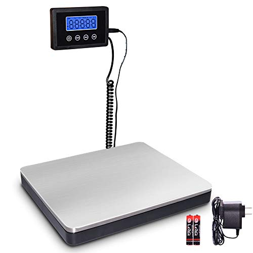 Fuzion Shipping Scale 360lb with High Accuracy