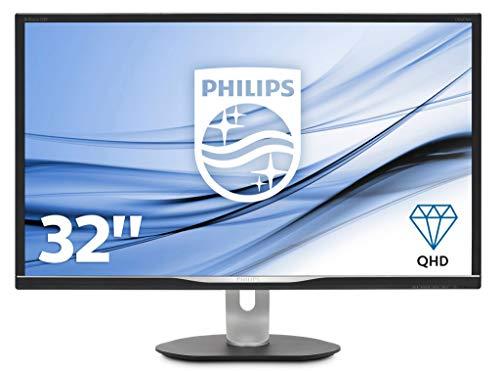 Philips B Line QHD-LCD-monitor 32 inch zwart