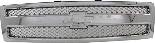 08 silverado 1500 grille - 5
