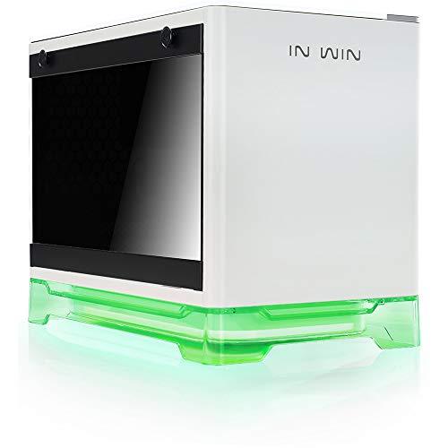 IN WIN Development In Win A1Mini-ITX, 600Watt,Alimentatore di Rete, Bianco