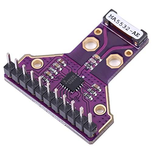 LANTRO JS - AS3935 Lightning Sensor I2C SPI Lightning Strike Storm Distances Detector Sensor for Lightning Detection