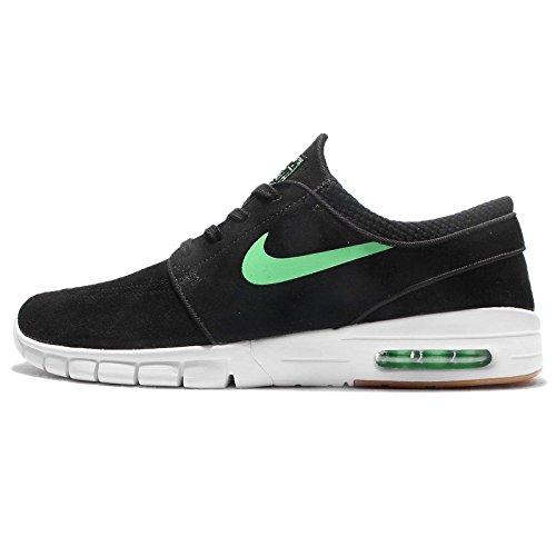 Nike 685299-039, Scarpe da Fitness Uomo, Nero/Verde/Bianco/Marrone Chiaro, 36.5 EU