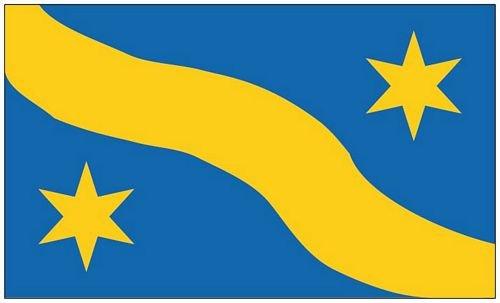 Fahne/Flagge Fränkisch Crumbach 90 x 150 cm