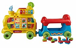 VTech Sit-to-Stand Alphabet Train - Best Gifts for 1 year old Boys