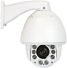 GW Security Auto Tracking 2MP HD 1080P Onvif Outdoor Indoor Pan Tilt Zoom IP PTZ Camera 20X Optical Zoom