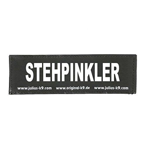 Julius K9 Paire de Stickers Velcro pour Harnais Taille 1 à 3 Taille L