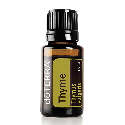 doTERRA Thyme Essential Oil - 15 mL