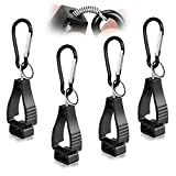 4pcs Glove Clips for work Glove Holders,Ideal for glove clips for construction