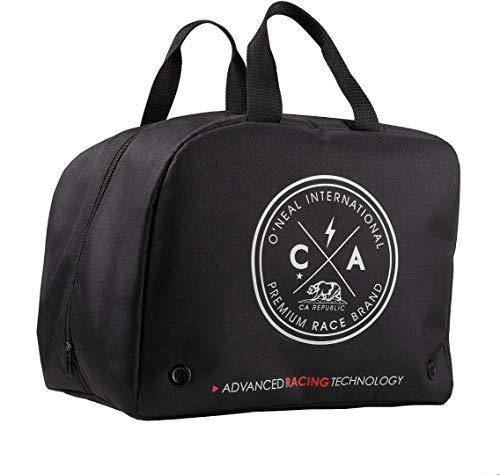 O'NEAL | Accessories | Motocross Enduro Motorrad | Mit Reißverschluss, zusätzliche Innentasche, Platz für jeden O'NEAL MX- und MTB Helm | Helmet Bag | Schwarz