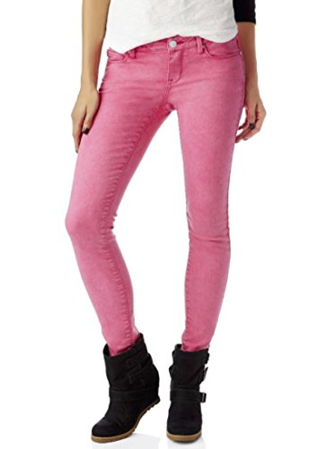 Aeropostale Womens Pink Jegging Jeans 6 Regular