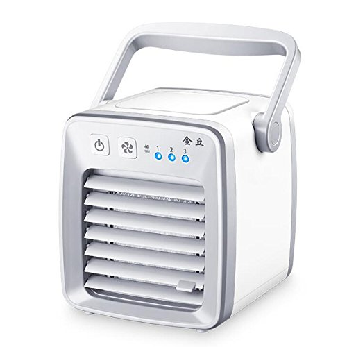 Fan brisk- Airconditioning Mini Spray Koeling USB Oplaadbare Draagbare Op Draagbare Kleine Elektrische Koeler