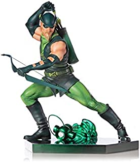 Iron Studios Green Arrow Collectible Figures 6.8 Inches Statue Art Scale 1/10 – DC Comics Series 4 by Ivan Reis (Exclusive)