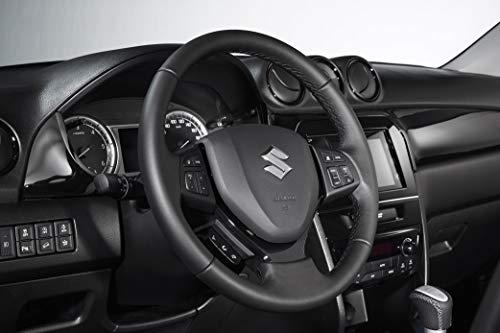 Original Suzuki Dekorelement Lenkrad für Suzuki Vitara versch. Farben (piano schwarz)
