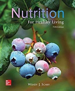 Nutrition for Healthy Living by Wendy Schiff -  IREZZY, M-67