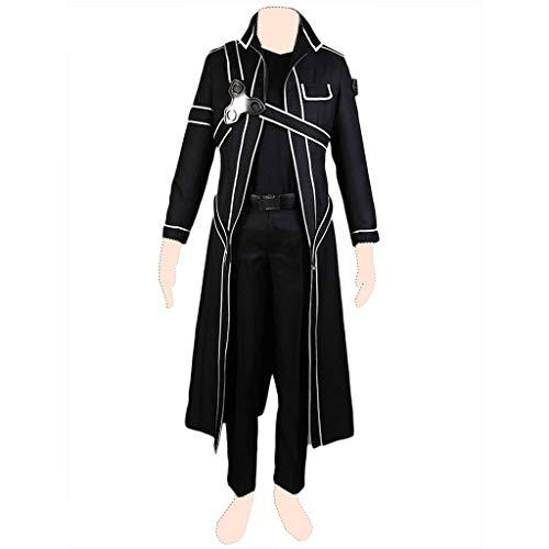Sword Art Online Cosplay kirigaya kazuto 1st ver-sao Ultimate trajes