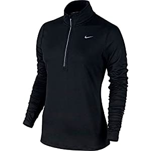 Women's Nike Element Half-Zip Runnin...