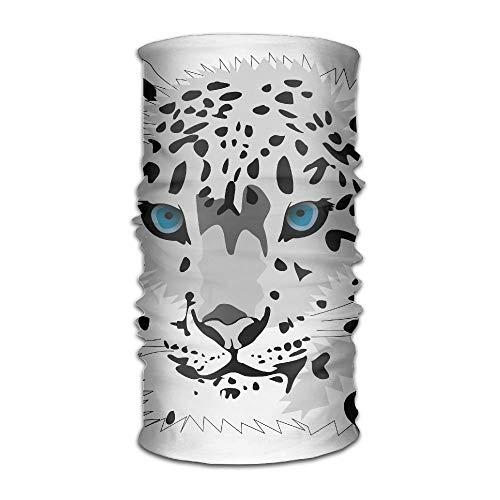 Crayo Calentador De Cuello,Diademas para Exteriores,Pañuelo para Manos,Animales Tiger Snow Outdoor Face Cover,Sombreros,Diadema,Tocado Deportivo